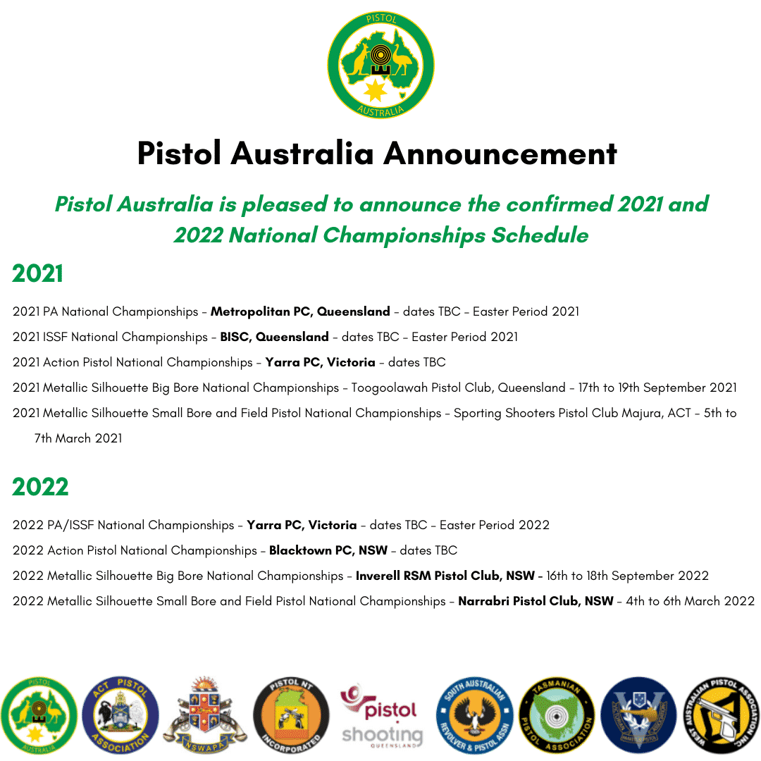 Final 2021 and 2021 confirmed National Championship schedule sm
